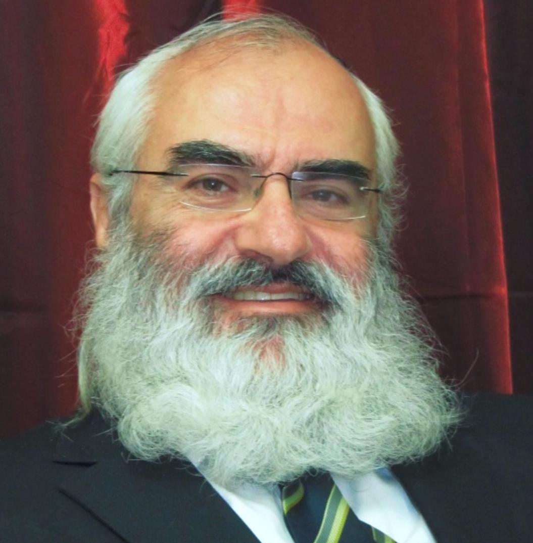 """הרב ד""""ר יעקב ארנברג (PH.D)"""